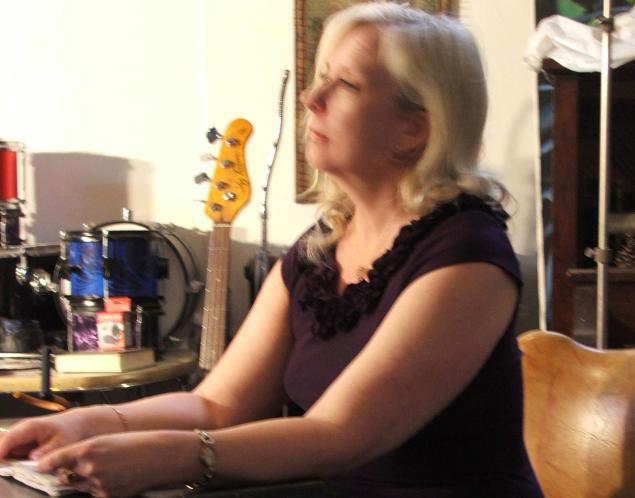 Anya Wassenberg writer and singer