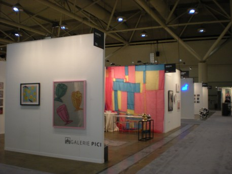 Picture taken at Art Toronto 2012