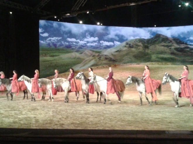 Cavalia Odysseo taken April 2015 in Toronto